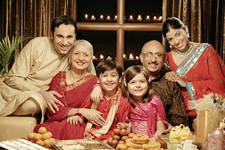 Traditional Indian Family Structure