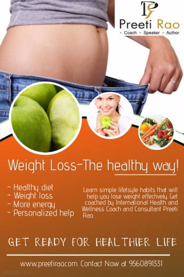 Weight Loss FB poster