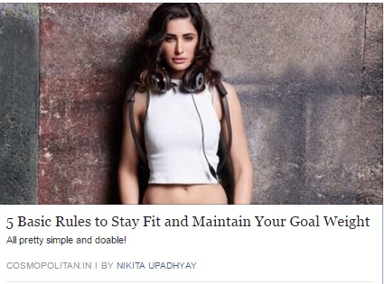 5-basic-rules-to-stay-fit